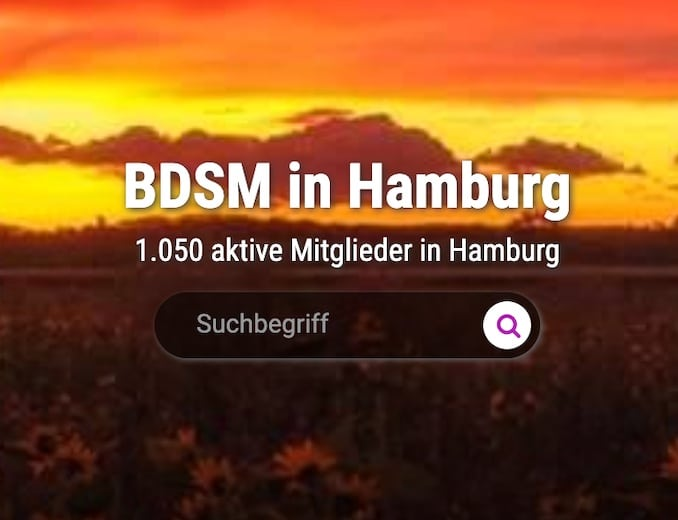 BDSM Treff in Hamburg