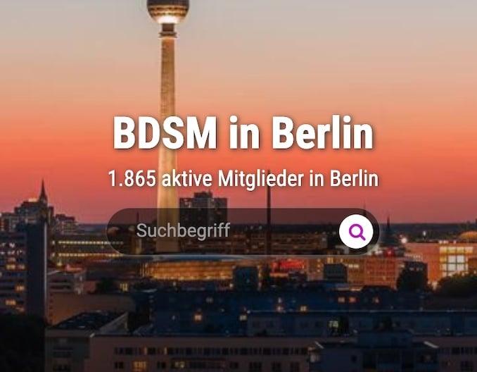 SM Treff in Berlin